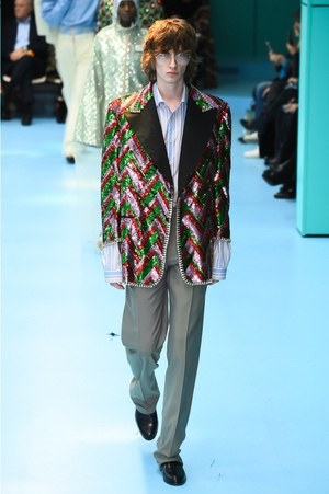 W300 gucci 18aw mens 34