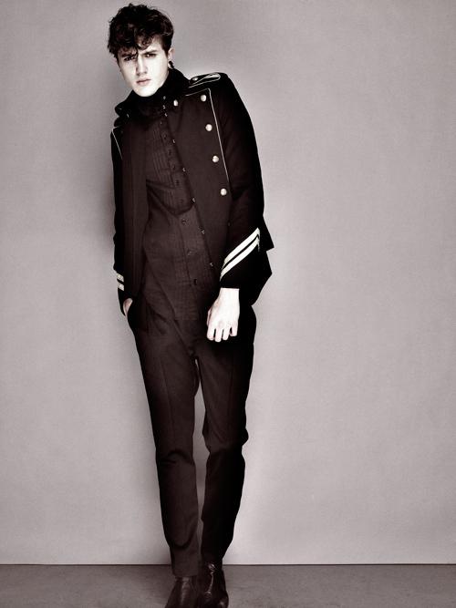 ガラアーベント 2012-13年秋冬コレクション - 20年代のダンディズムがモダンによみがえる-画像4