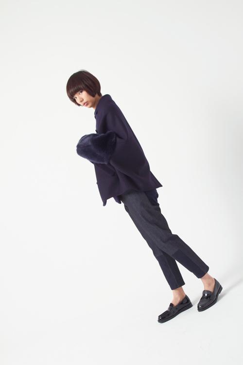 MIYAO(ミヤオ) 2012-13年秋冬コレクション - 着る人によって生かされる服-画像1
