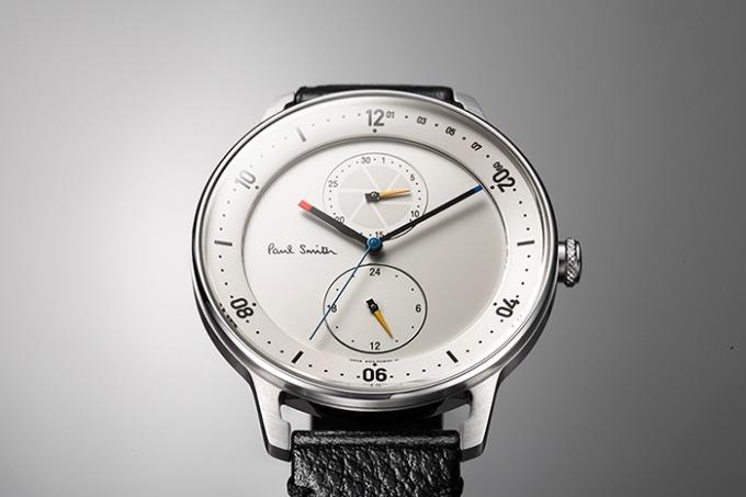 new concept 27fe2 f76eb ポール・スミスの新作時計「チャーチ・ストリート」カメラの ...