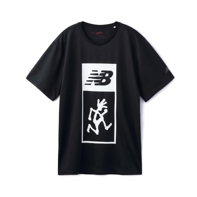 ニューバランス×グラミチ ダブル ロゴ T 4,800円+税