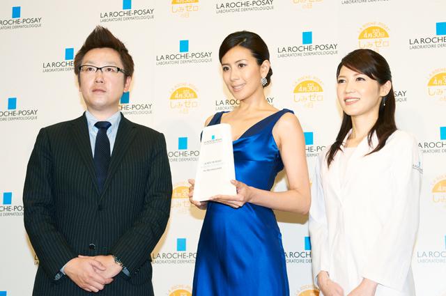 「Suhada Beauty Award 2012」を長谷川理恵が受賞 - 美しい素肌の秘密を語る-画像2