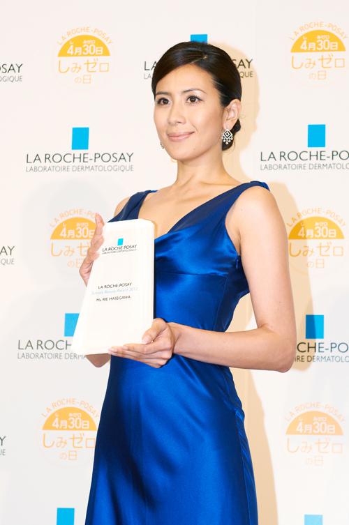 「Suhada Beauty Award 2012」を長谷川理恵が受賞 - 美しい素肌の秘密を語る-画像1