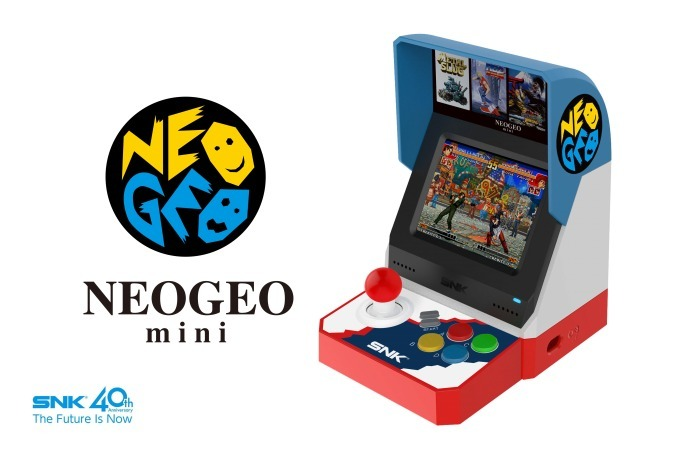 SNK「ネオジオ ミニ(NEOGEO mini...