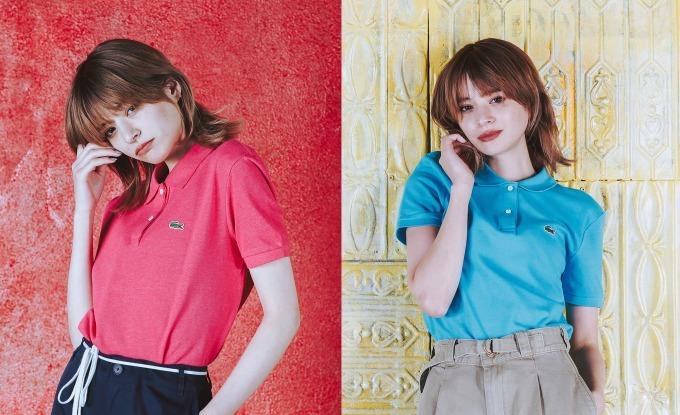 カラーポロシャツ CLASSIC FIT / SLIM FIT 各12,000円