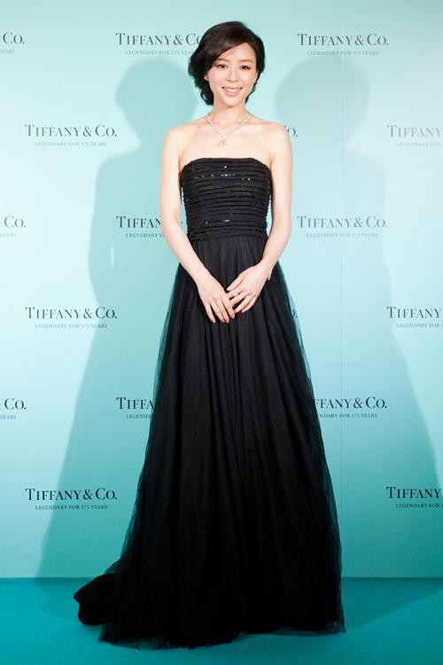 ティファニー175周年をお祝い - 上戸彩、壇れいらがダイヤモンドのジュエリーをまとって登場-画像4