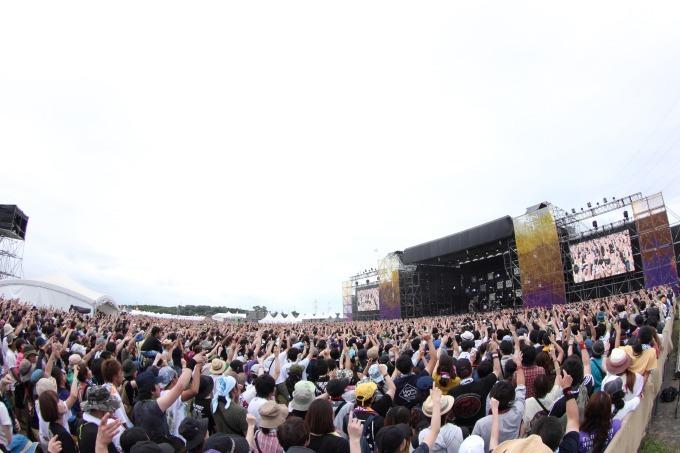 音楽フェス「RISING SUN ROCK FESTIVAL 2018 in EZO」北海道で開催