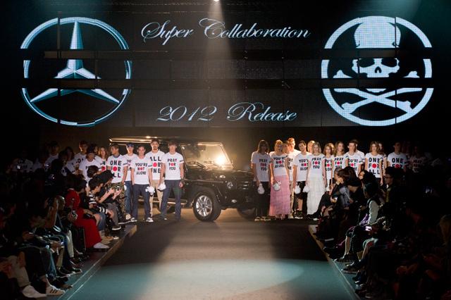 マスターマインド・ジャパン×メルセデス・ベンツのコラボレーションカーがついに販売開始