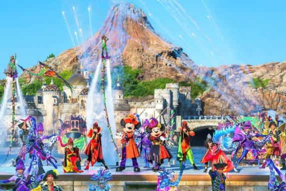 東京ディズニーシー「ザ・ヴィランズ・ワールド」
