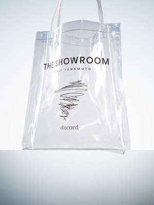 W300 theshowroom gift pvcbag