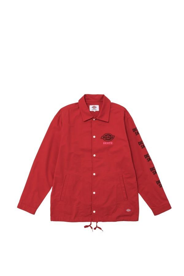 CORDURA綿ナイロンOXロゴプリントルーズフィットL/S羽織シャツ 8,000円+税 発売時期:8月中旬発売予定