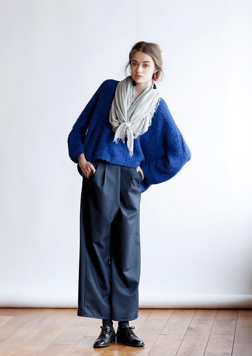 アリア(ARIA) 2012-13年秋冬コレクション - 冬のひだまりのようにあたたかなリアルクローズ-画像4