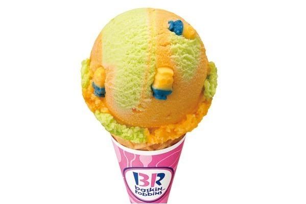 サーティワンミニオンミニサイズのアイス1つを無料でオン 期間