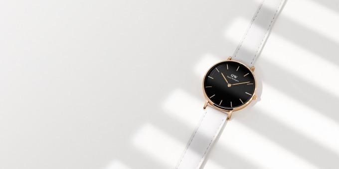 ダニエル・ウェリントンの新作腕時計「クラシック ペティット