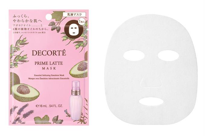 コスメデコルテ人気乳液のシートマスク