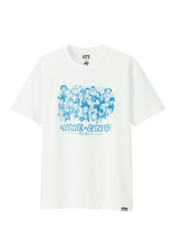 ユニクロ ut 週刊少年ジャンプのtシャツ ドラゴンボールやナルトの