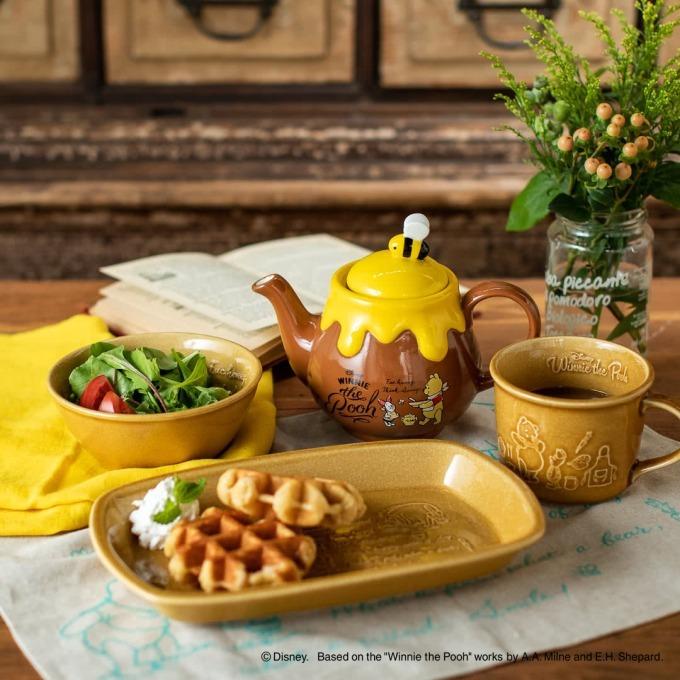 「くまのプーさん」のキッチンアイテムが登場 , \u201d蜂蜜の壺