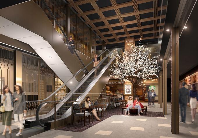 神戸 三宮の複合商業施設 ミント神戸 開業以来初の大規模リニューアル 全国初出店含む28店舗一新 ファッションプレス