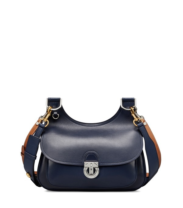 JAMES SADDLEBAG Tory Navy 93,000円+税
