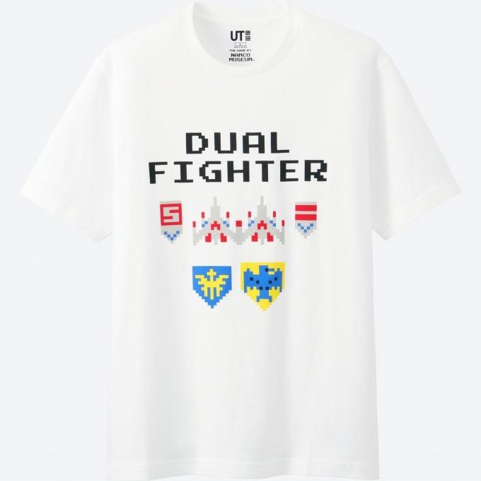 ユニクロ ut パックマンやインベーダーの8bittシャツ バンダイナムコ