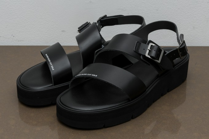 SS BELT SANDALS(GLOXI CUT SOLE) 29,000円+税