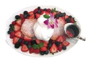 ハワイの人気カフェ・ダイニング「サニー デイズ」お台場に、ベリーたっぷりのパンケーキ&ロコモコなど 画像1