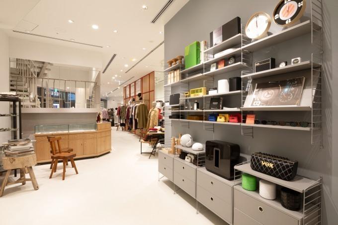 257bc5ef0947 ビームス最大級の旗艦店が六本木ヒルズにオープン、約700点の ...