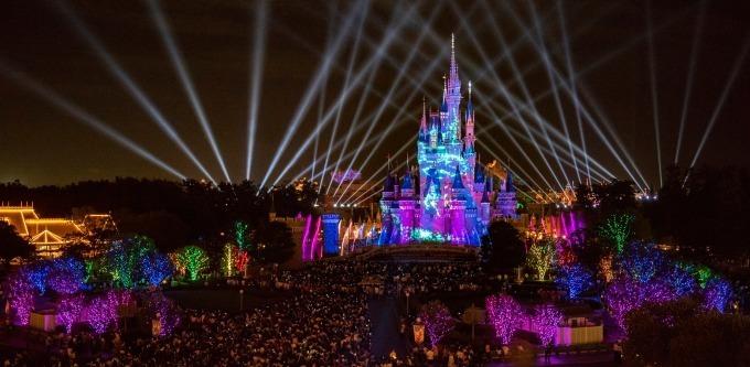 東京ディズニーランド「Celebrate! Tokyo Disneyland」