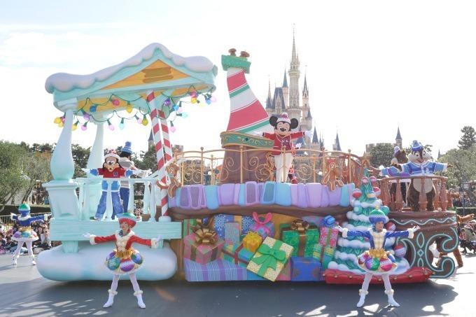 東京ディズニーランド「ディズニー・クリスマス」