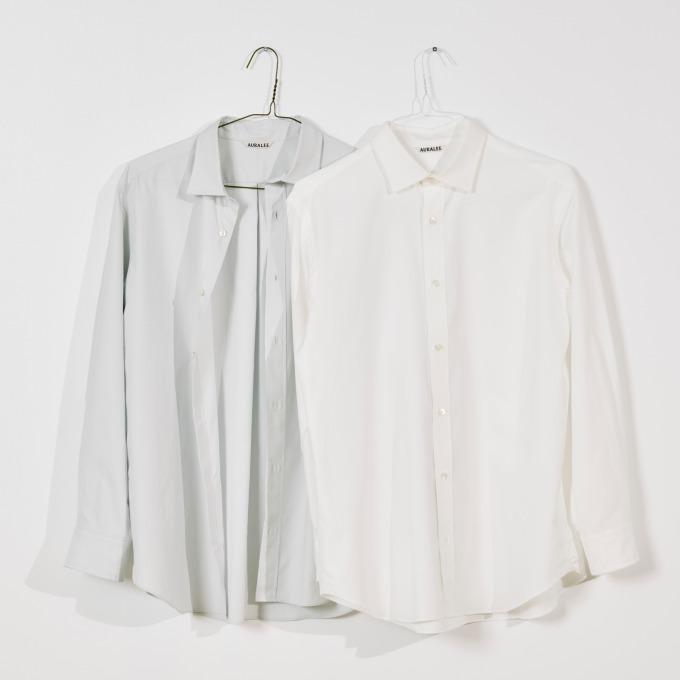 シャツ(ライトブルー、ホワイト) 24,000円+税