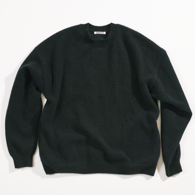 プルオーバー(ブラック) 51,000円+税