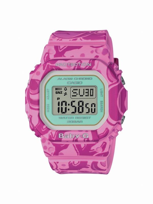 buy online 54561 b7e2e G-SHOCK&BABY-G「七福神」をイメージした腕時計、鯛をあしらっ ...