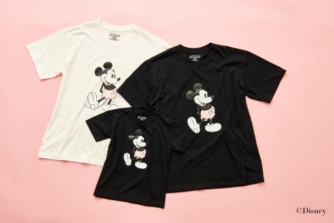81f9fd532836f 11/18はミッキーマウスの誕生日! 90周年に向け人気ブランドのアパレル ...