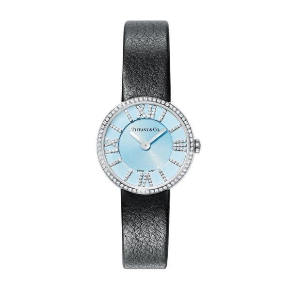 quality design 3a8fd daf03 ティファニー アトラス」新作レデース時計、ダイヤモンドを ...