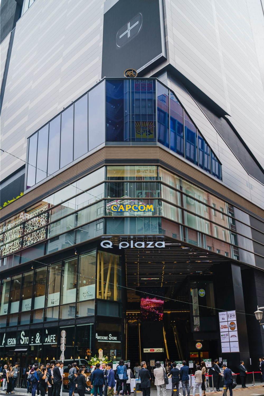 プラサ カプコン 池袋 店