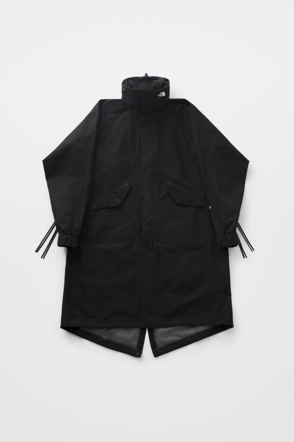 <メンズ>GTX MILITARY COAT 72,000円