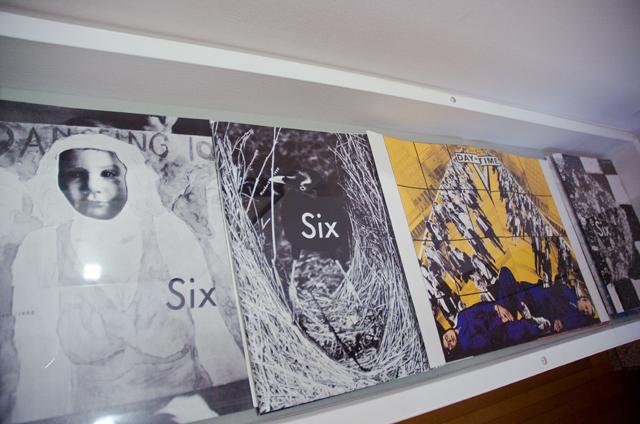 コム デ ギャルソン「six」