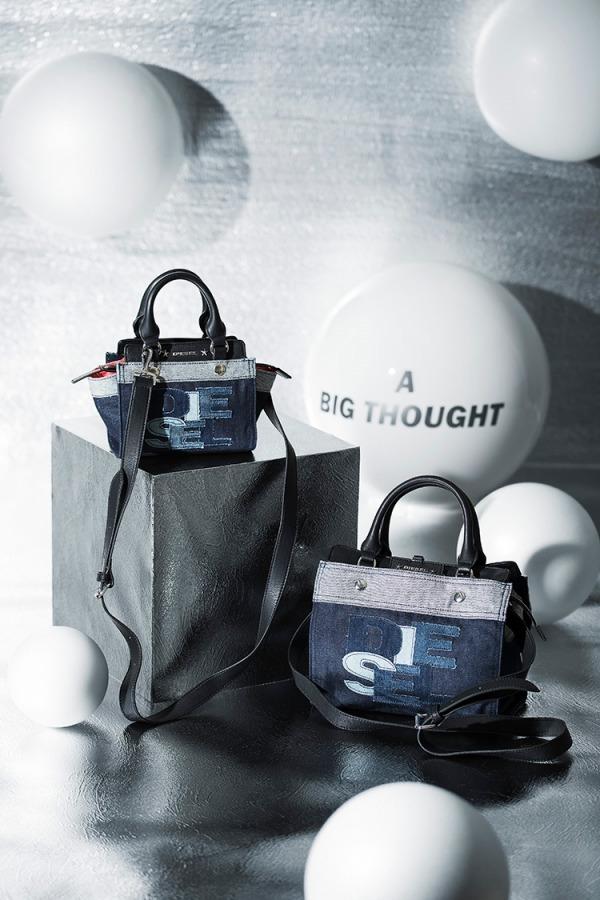 左から)バッグ 19,800円+税、27,000円+税
