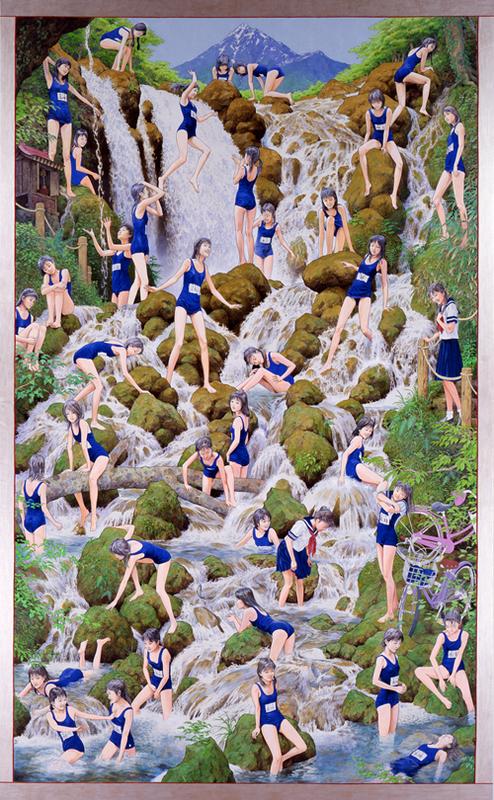 世界初、現代美術界の奇才の大規模個展「会田誠展