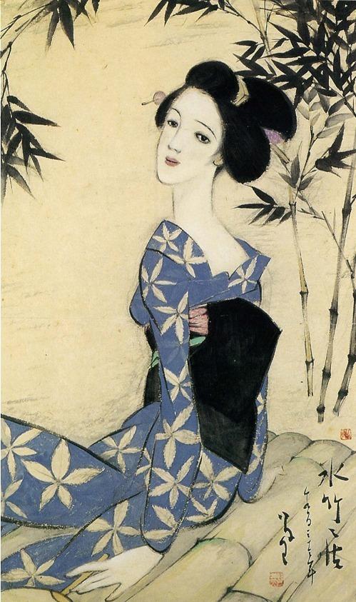 「竹久夢二 美人画展 ―わたし美人?―」竹久夢二美術館で、美人画の変遷を辿る作品・資料約200点 - 写真2