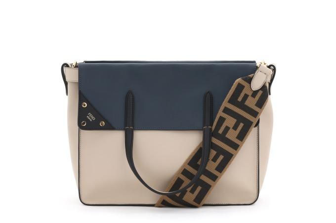 designer fashion 06a8c e43b2 フェンディ新型バッグ「フェンディフリップ」トート・クラッチ ...
