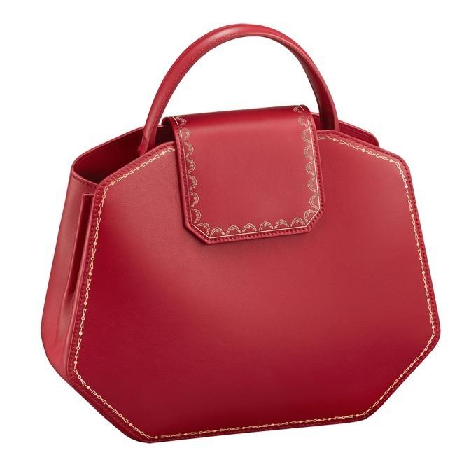 newest collection 9dd13 d6f59 カルティエの新バッグ「ガーランド ドゥ カルティエ」ジュエリー ...