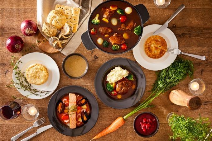 イケアの「シチュー&スープフェア」放牧牛の希少部位を使ったビーフシチューやホットパイなど - 写真1