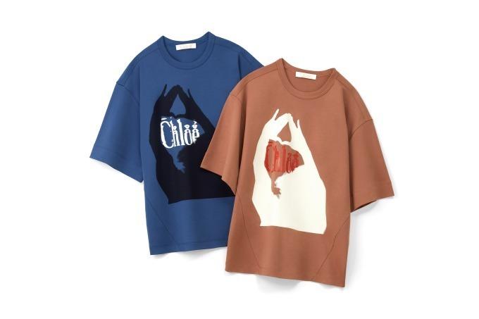 Tシャツ 56,000円+税<ギンザ シックス限定カラー>