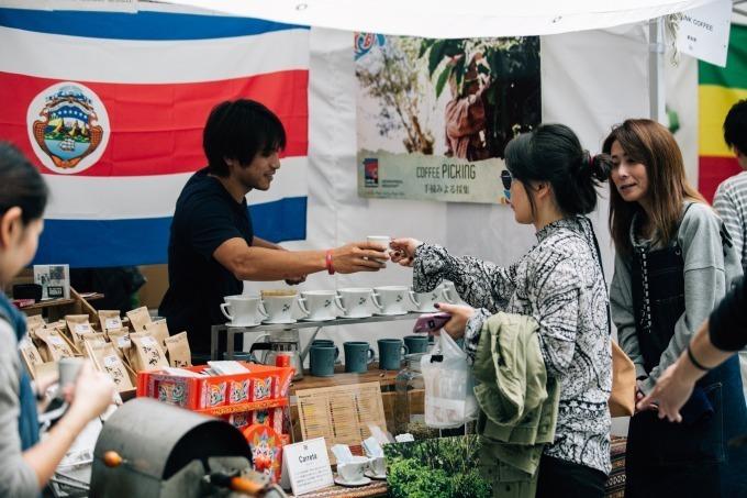 日本最大級コーヒーイベント「トーキョー・コーヒー・フェスティバル」青山に約60店舗集結 - 写真7