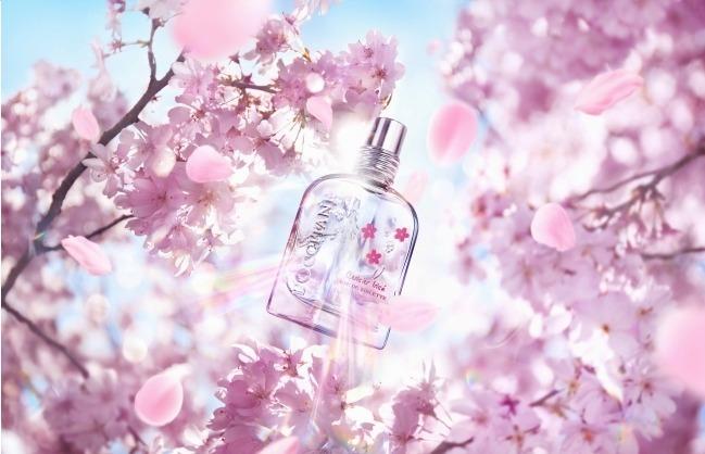 <ロクシタン>桜の花と果実が交わる、甘いフレグランス