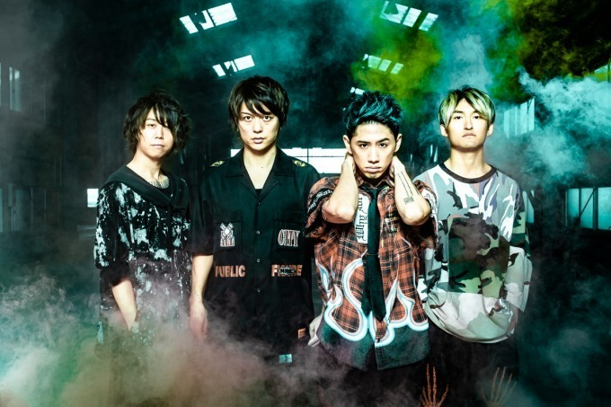 ONE OK ROCK新曲「Wasted Nights」- 山崎賢人主演の映画『キングダム』主題歌に 画像1