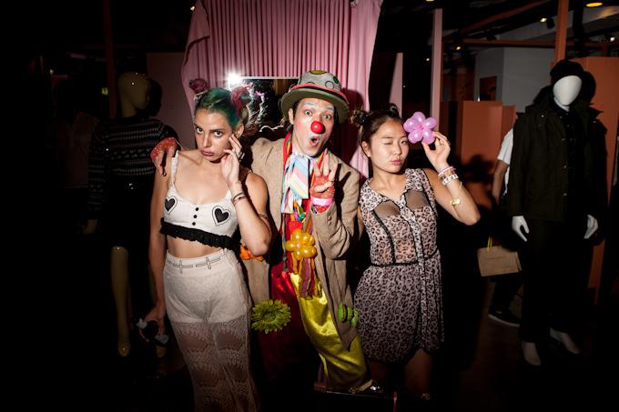 オープニングセレモニー3周年記念パーティでクロエ・セヴィニーの新コラボアイテムなどが初お目見え!-画像4