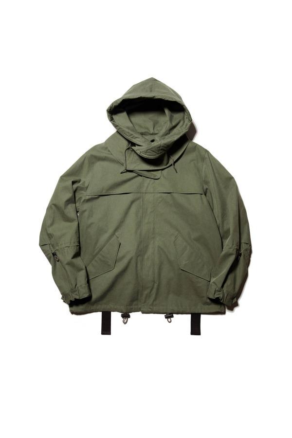 Sulfur Dyed Nidom Mods Short Jacket 64,800円(税込)