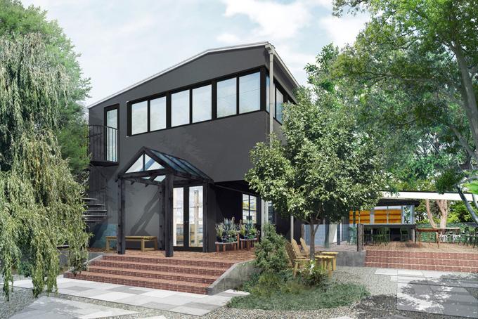 鎌倉に新スポット   緑が溢れる複合ショップ「GARDEN HOUSE(ガーデンハウス ...